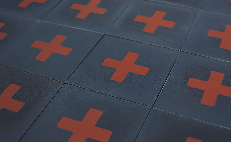 carreau de ciment tendence à découvrir sur Paris.